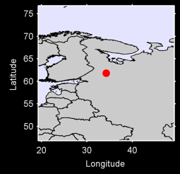 PETROZAVODSK Local Context Map