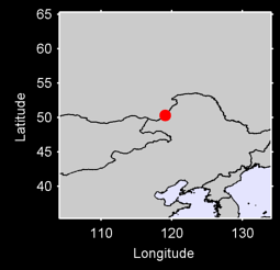 PRIARGUNSK Local Context Map