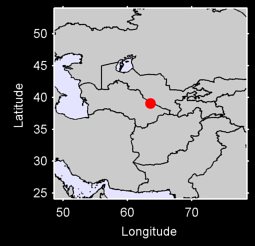 CHARDZHEV Local Context Map