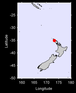 KAITAIA OBSERVATORY Local Context Map