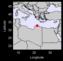 SHAHAT Local Context Map