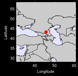 GROZNYJ Local Context Map
