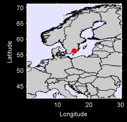 RONNEBY (SWE-AFB) Local Context Map