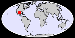 PORT MANSFIELD Global Context Map