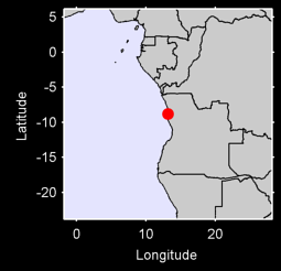 LOANDA Local Context Map