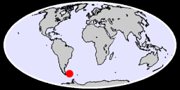 STANLEY AIRPORT Global Context Map
