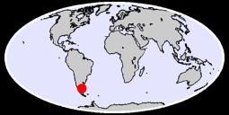 PUERTO MADRYN B. A. Global Context Map