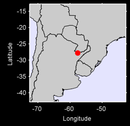 GENERAL-PAZ Local Context Map