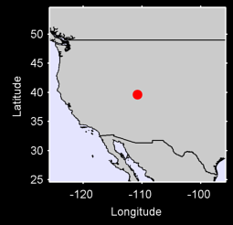 PRICE/CARBON COUNTY A., UT. Local Context Map