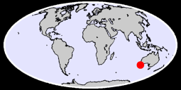 ALBANYTOWN Global Context Map