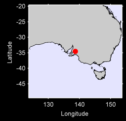 ROSEWORTHY AGRIC COLLEGE Local Context Map