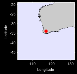 KOJONUP (KOJONUP COMPOSITE) Local Context Map