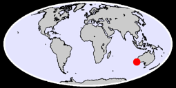 UPPER SWAN RESEARCH STATION Global Context Map