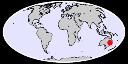 CHARLEVILLE POST OFFICE Global Context Map