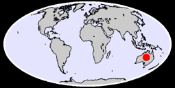 ALICE SPRINGS ARPT Global Context Map
