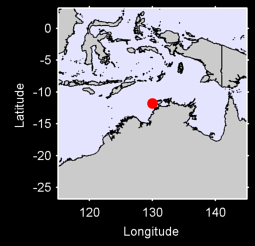 CAPE FOURCROY Local Context Map